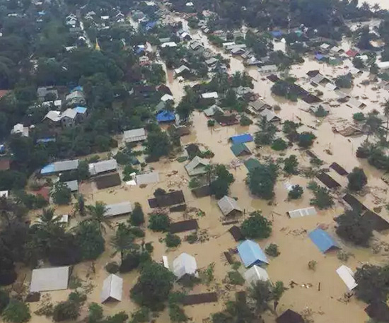 【Concerning Myanmar, Dare to do】XGMA Delivered Donation Package To Myanmar Disaster Area